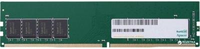 Оперативна пам'ять Apacer DDR4-2400 8192MB PC4-19200 (EL.08G2T.GFH)