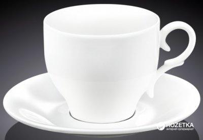 Чашка с блюдцем для капучино Wilmax 170 мл (WL-993104)