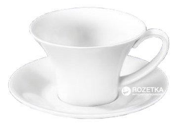 Чашка кофейная с блюдцем Wilmax 100 мл (WL-993168)