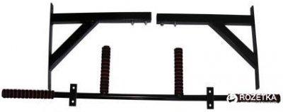 Турнік настінний Newt 2 в 1 Black (NE-TR-21-BL)