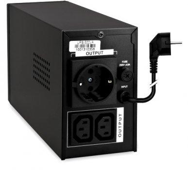 ДБЖ для котла UPS Gresso 500VA Off-Line