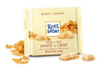 Белый шоколад Ritter Sport Хрустящий 250 г