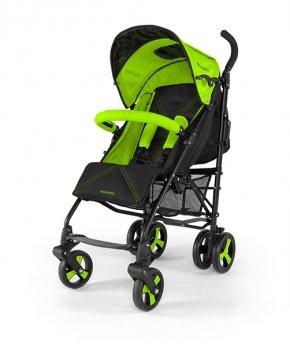 Прогулянкова коляска Milly Mally Royal Зелена (0269)