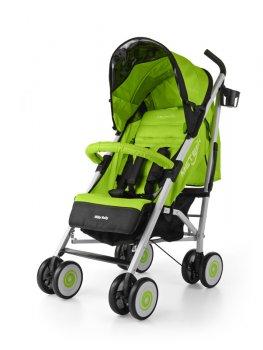 Прогулянкова коляска Milly Mally Meteor Зелена (0376)