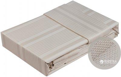 Комплект постельного белья Hobby Exclusive Sateen Diamond Stripe 160x220x2 (8698499128880)