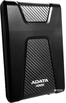 "Жесткий диск ADATA DashDrive Durable HD650 4TB AHD650-4TU31-CBK 2.5"" USB 3.1 External Black"