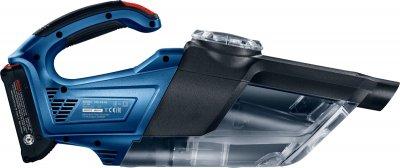 Пылесос аккумуляторный универсальный Bosch Professional Heavy Duty GAS 18V-1 (06019C6200)