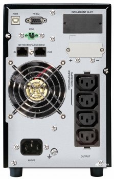 Mustek PowerMust 1000 Sinewave LCD Online IEC 1000VA/900W (1000-LCD-ON-T20)