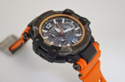 Годинник Casio G-SHOCK GPW-1000-4AER (376882)