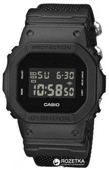 Чоловічий годинник CASIO DW-5600BBN-1ER
