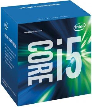 Процесор Intel Core i5-7500 3.4 GHz/8GT/s/6MB (BX80677I57500) s1151 BOX