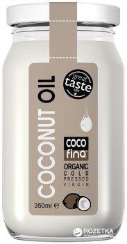 Кокосовое масло Cocofina органическое 350 мл (5060118260289)