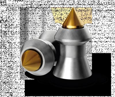 Пули пневматические (для воздушки) 4,5мм 0,65г (225шт) H&N Hornet. 14530245