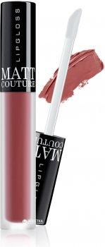 Блиск для губ BelorDesign Matt Couture 62 гарячий шоколад 2.9 г (4810156044232)
