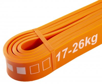 Еспандер-петля (резина для фітнесу і спорту) SportVida Power Band 28 мм 17-26 кг SV-HK0191