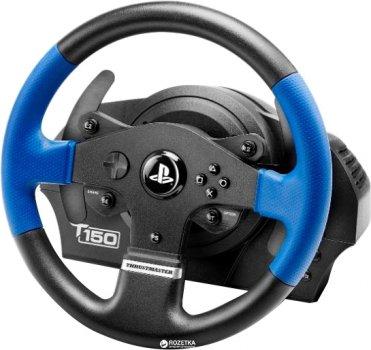 Проводной руль Thrustmaster T150 Force Feedback Official Sony licensed PC/PS4 Black (4160628)