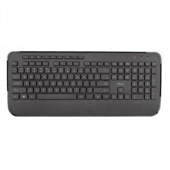 Комплект (клавіатура, миша) Trust Mezza Wireless (23721)