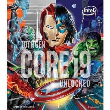 Intel Core i9 10850K 3.6 GHz (20MB, Comet Lake, 95W, S1200) Box (BX8070110850KA)