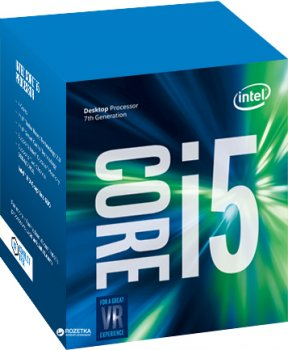 Процесор Intel Core i5-7600 3.5 GHz/8GT/s/6MB (BX80677I57600) s1151 BOX