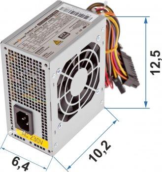 LogicPower Micro Matx 400W OEM (LP1418)
