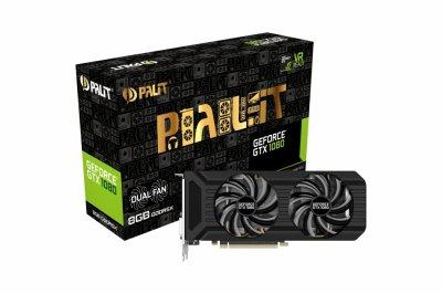 Palit PCI-Ex GeForce GTX 1080 Super JetStream 8GB GDDR5X