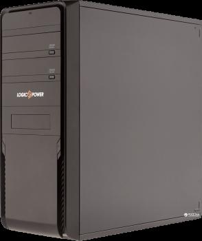 Корпус LogicPower LP 5860BK 450 Вт з вбудованим ДБЖ (LP1463)