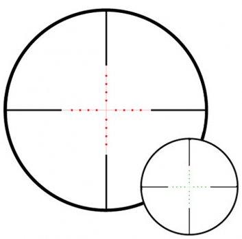 Оптичний приціл Hawke Vantage IR 4-12x50 Mil Dot R/G (925181)
