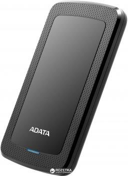 Жорсткий диск ADATA DashDrive HV300 5TB AHV300-5TU31-CBK 2.5 USB 3.1 External Slim Black