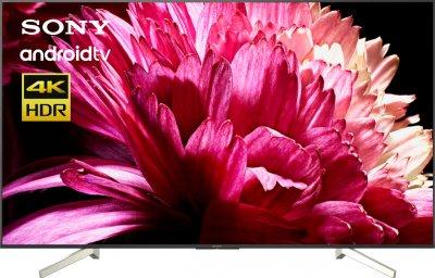 Телевізор Sony KD85XF8596BR2 Black
