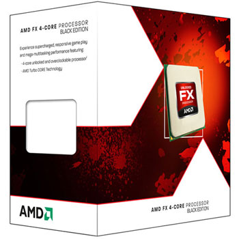 Процесор AMD X4 FX-4300 (Socket AM3+) BOX (FD4300WMHKBOX)