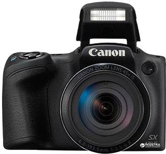 Фотоаппарат Canon PowerShot SX430 IS Black (1790C011AA) Официальная гарантия!