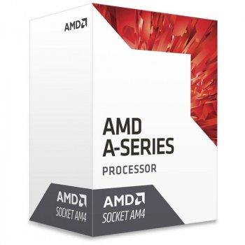 Процессор AMD A10 X4 9700 (3.5GHz 65W AM4) Box (AD9700AGABBOX)