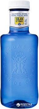 Упаковка воды минеральной негазированной Solan de Cabras 0.5 л х 20 бутылок (8411547001061)
