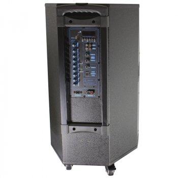 Акустична система LAV PA-1501W Black