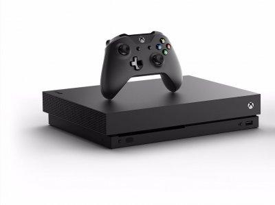 Xbox ONE X 1TB + Дополнительный джойстик