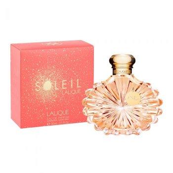 Парфюмированная вода для женщин Lalique Soleil Lalique 50 мл.