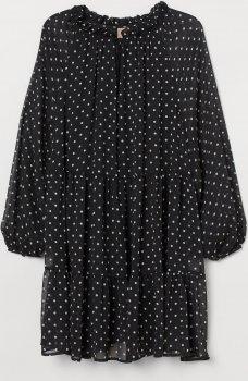 Плаття H&M 0831417-1 Чорне