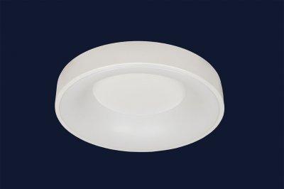 Плоский Стельовий Світильник З Пультом 36Вт Levistella 752L57 Wh Білий