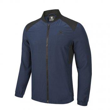 Олімпійка (спортивка) Kelme Men's woven jacket темно-синя 3891228.9469