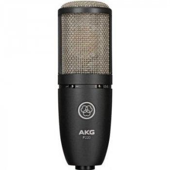 Мікрофон AKG P220 Black (3101H00420)