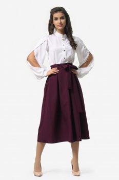 Женская юбка Agata Webers, Масеру фиолетовый