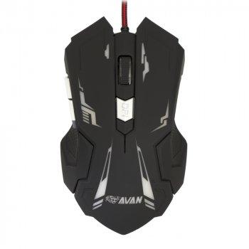 Миша ZBS Avan X3 Gaming Black (AvanX3)