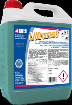 Универсальное средство для мытья полов Kitter Ultranet 5 л