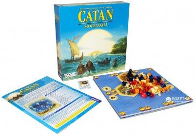 Настільна гра Hobby World Колонізатори. Мореплавці (3 видання: CATAN) (4620011818959)
