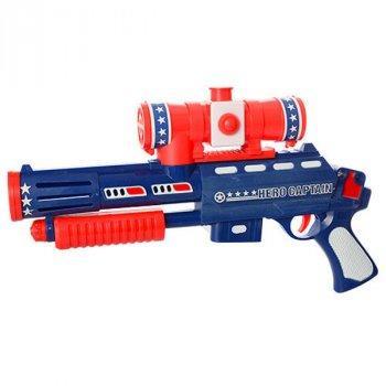 Пистолет GUN пластиковый (GUN64823AV)