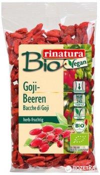 Ягоди годжі Rinatura органічні 75 г (4013200259075)