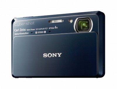 Sony Cyber-Shot DSC-TX7 Blue (Англ. меню)
