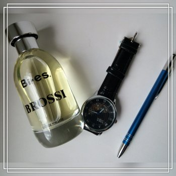 Туалетная вода для мужчин Bi-Es Brossi Hugo Boss - Boss Bottled 100 мл (5906513001426)