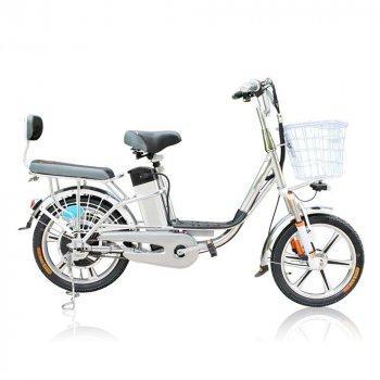 Электровелосипед Ultra Bike Citytravel 240W nf1 grey