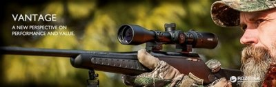 Оптичний приціл Hawke Vantage 4-16x44 SF 10x 1/2 Mil Dot (925699)